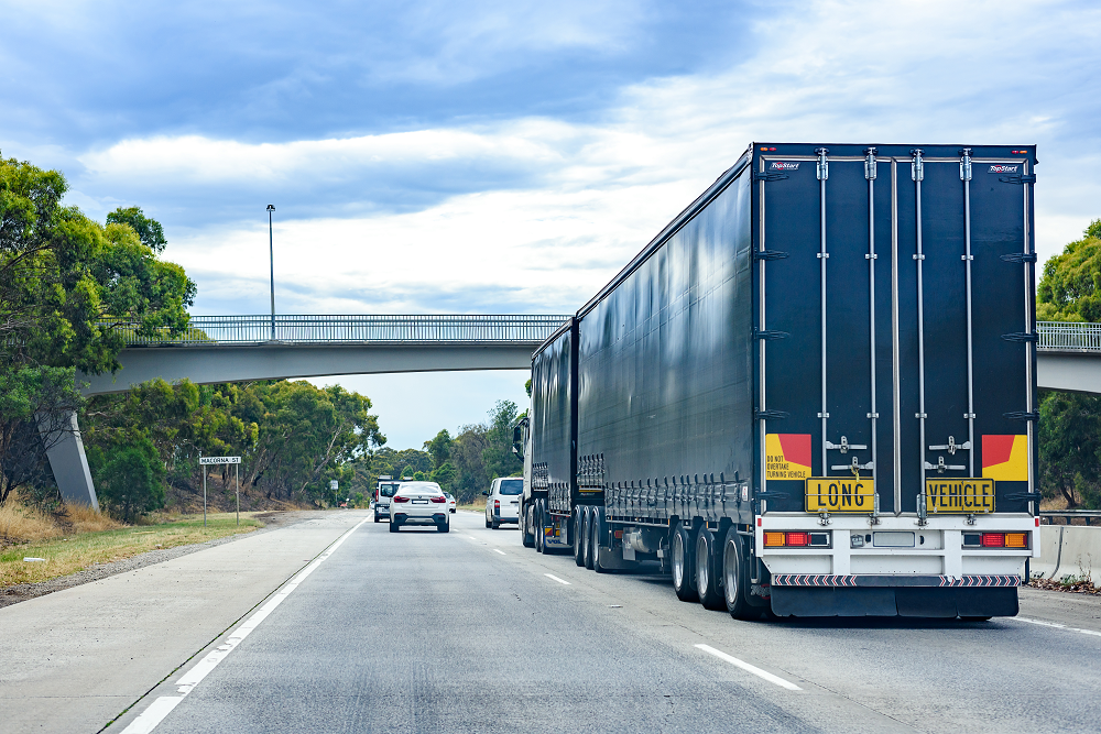 Freight vehicle network expansion boosts Victoria's connectivity