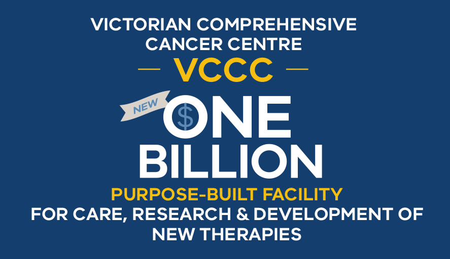 Melbourne cancer care hub